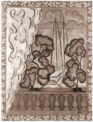 Le site officiel de la ville de papeete for Matisse fenetre a tahiti